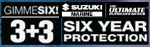 Suzuki Six Year Warranty